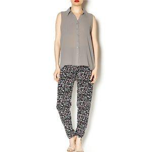 Rachel Zoe women's sleeveless blouse